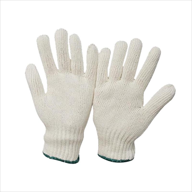 Wear-resistant cotton gloves