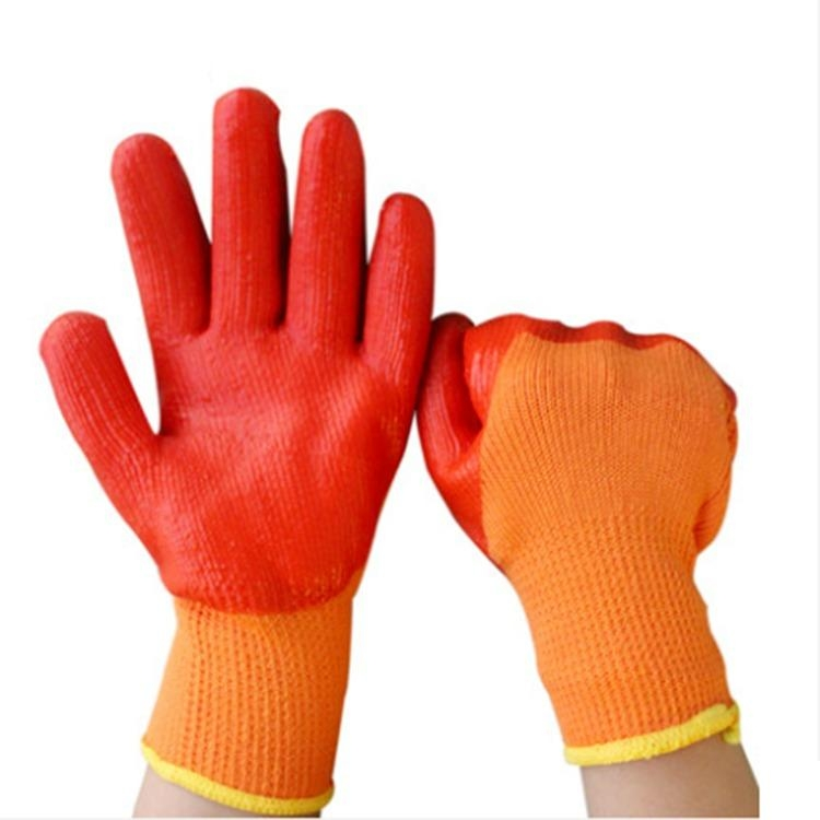 Labor protection glossy gloves